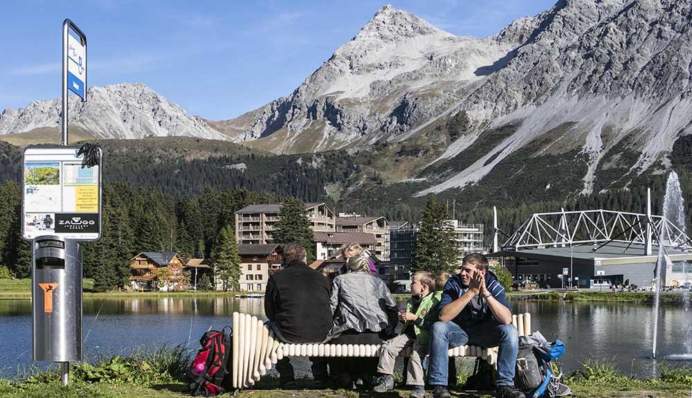 Arosa/Switzerland